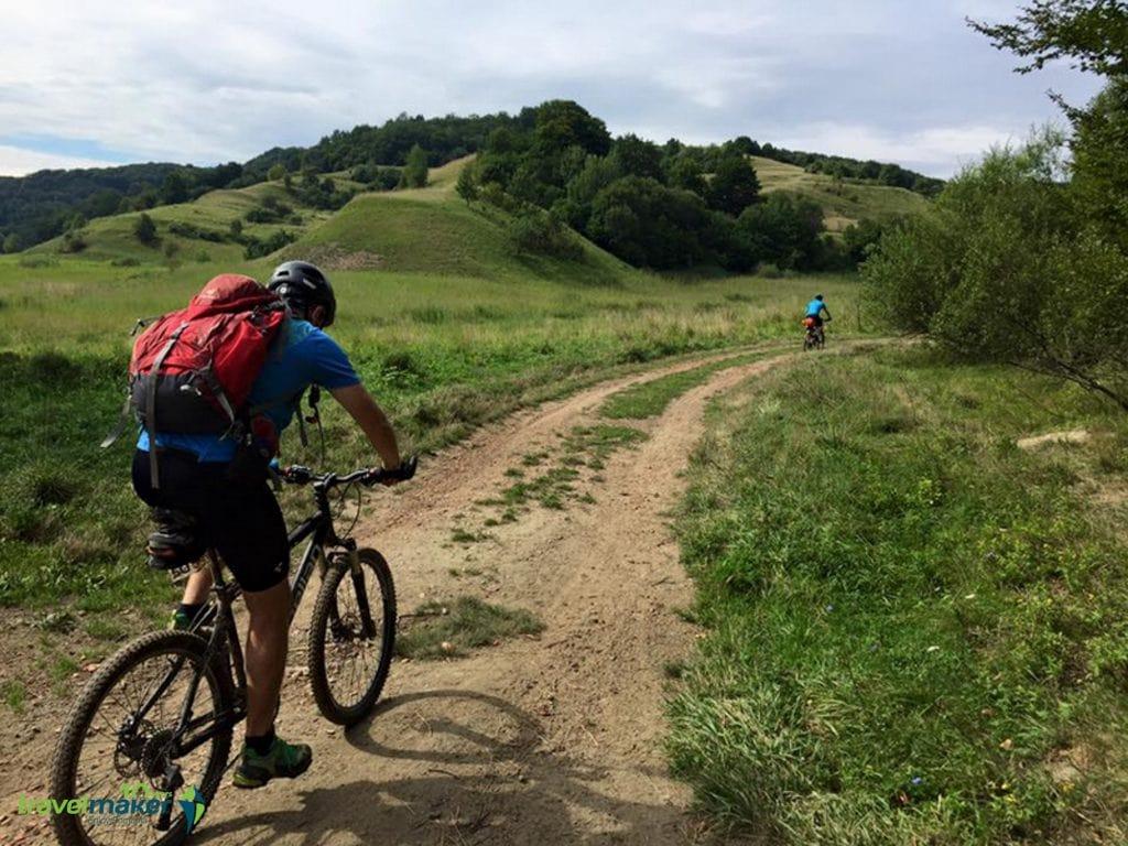Bike Ride, Transylvania