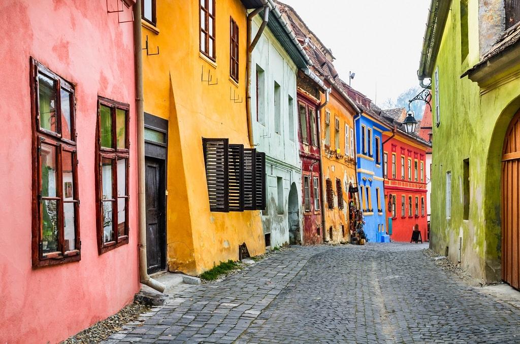 Sighisoara streets, TravelMakerTours
