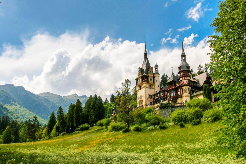 Tour from Bucharest to Bran Castle & Peles Castle