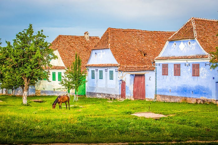 Viscri-Village-Transylvania
