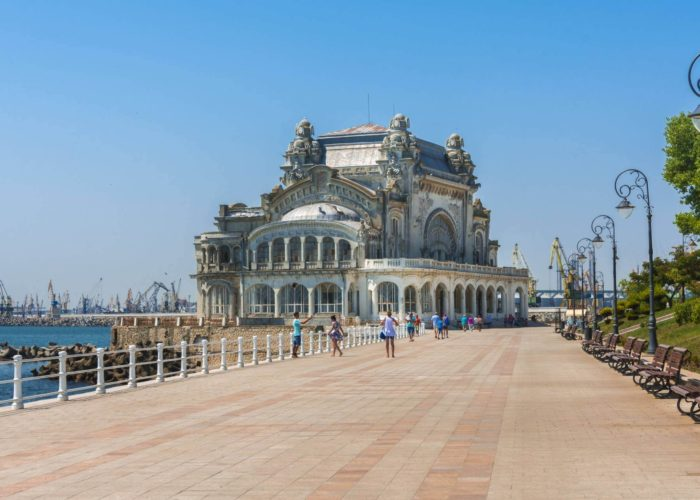 One Day Tour from Bucharest to Constanta