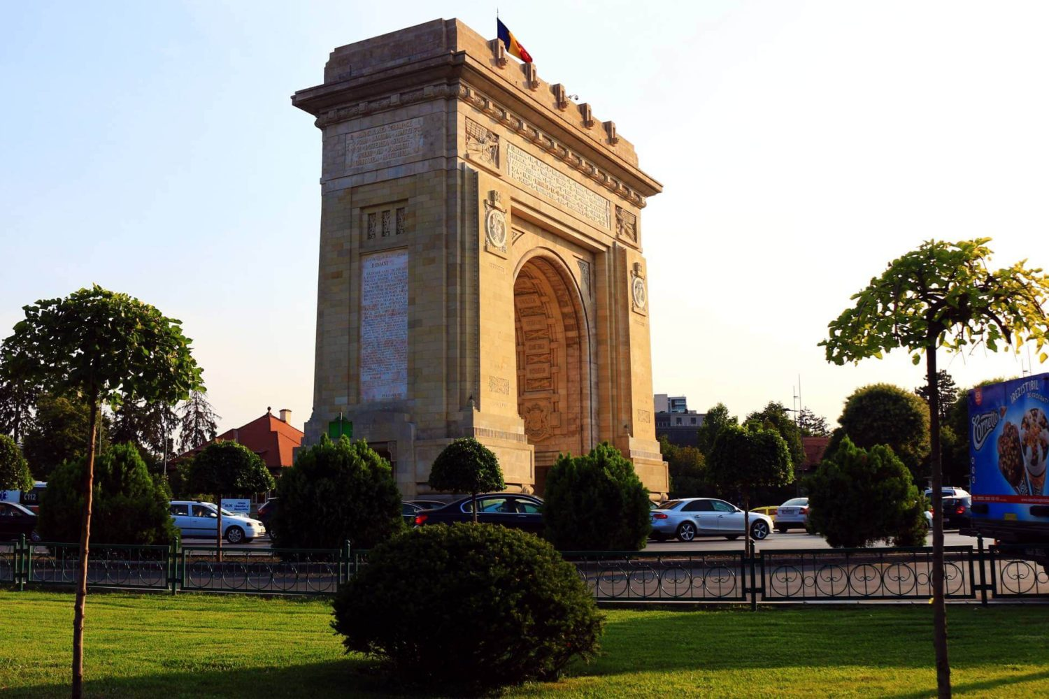 Private Full-Day City Tour of Bucharest