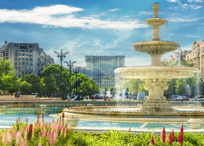Private Half Day Tour of Bucharest