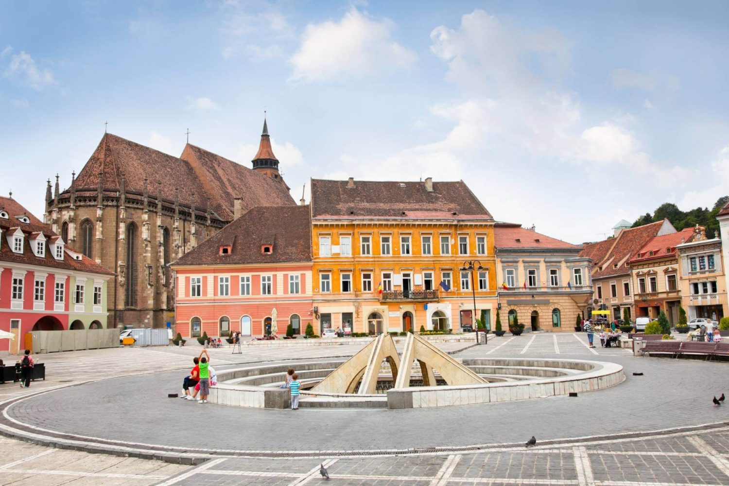 Medieval City of Brasov Tour