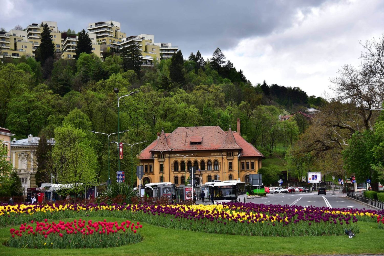 Medieval City of Brasov Tour