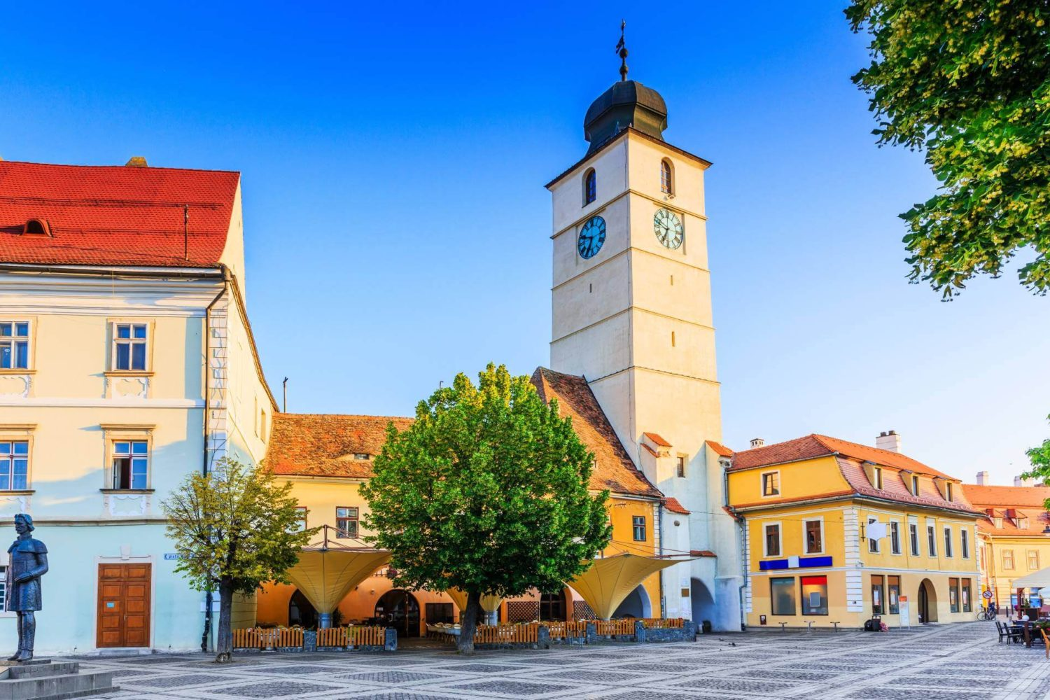 Medieval City of Sibiu Tour